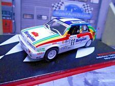 RENAULT 11 turbo Rallye Gr.A Spain 1987 #11 Puras Hergom RAR IXO Altaya 1:43