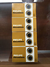 4X 1960'S PHILIPS PHILISHAVE BLADE REPLACEMENT KIT OF 2 BLADES MODEL #  SC7962