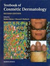 Textbook of Cosmetic Dermatology (Series in Cosmetic and Laser-ExLibrary