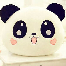 Cute Plush Doll Toy Stuffed Animal Panda Pillow Bolster For Kids Present 20cm 8""
