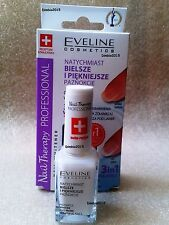 3in1 WHITENER WHITENING AND SMOOTHENING NAILS TREATMENT  Eveline