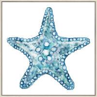 Starfish Canvas Wall Art Decor Nautical Ocean Sea Star Hanging Painting Print