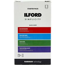 Ilford Black and White Simplicity Starter 35mm/120mm Film Development Kit