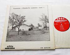 KIOWA Church songs (Vol.1) USA LP INDIAN HOUSE (1972) Native american music