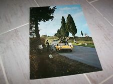 Catalogue / Brochure TRIUMPH Spitfire 1500 1975 /