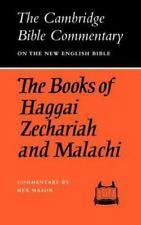 The Books of Haggai, Zechariah and Malachi (Cambridge Bible-ExLibrary