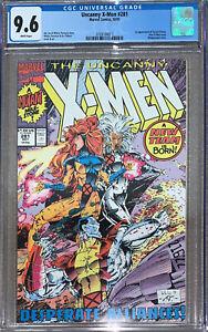 Uncanny X-Men #281 CGC 9.6
