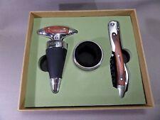 Exclusivo LAGUIOLE vino Set - sumiller - 3 piezas - NUEVO Y EMB. orig. - 268894