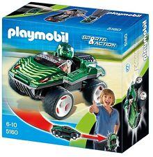 Playmobil 5160 haga clic y vaya Serpiente Racer C/W conveniente Clip de cinturón * * Gran Regalo
