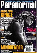 Paranormal UK Magazine Issue 56 February 2011 Angels from Space Ghosts Denmark