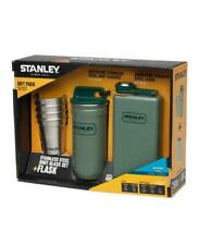 Stanley-Adventure Stainless Steel Shot Glass+ Flask Set *Clearance*