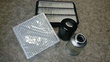 Inspektionspaket Filter Wartungskit Toyota Landcruiser J12 3,0 D-4D 2003-2007