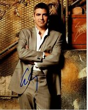 GEORGE CLOONEY Signed Autographed Photo
