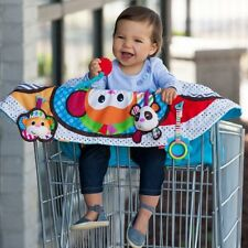 NEW Infantino Baby Shopping Trolley Cover Play Mat High Chair Cart Toys