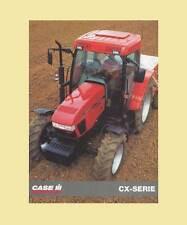 CASE IH CX 50 CX60 CX70 CX80  CX90  CX100 Allrad Schlepper Original 1997