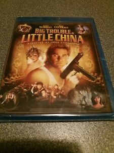 Big Trouble In Little China Blu Ray Rare Region A Kurt Russell