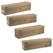 Konica Minolta MAGICOLOR 1600W High Yield Toner Cartridge Set