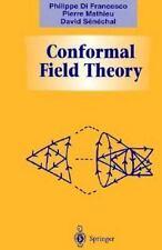 Conformal Field Theory: By P Di Francesco, Pierre Mathieu, Philippe Di France...