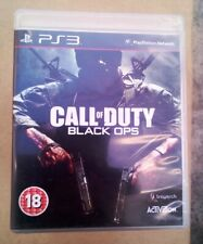 juego PS3 call of duty black ops