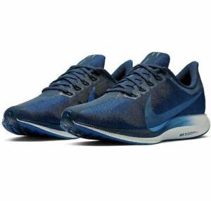 NIKE ZOOM PEGASUS 35 TURBO AJ4114-400 Running Shoes Men Size 14 100% AUTHENTIC