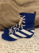 Adidas Box Hog 3 Japan color Blue/white Size 11us Men's
