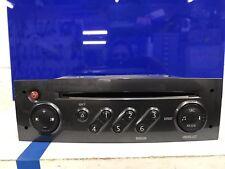 Renault Update List Car Radio Stereo Cd Player With Code Rare Metallic Grey