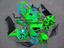 Green Glossy INJECTION Fairing Kit HONDA CBR600RR 2005-2006 59 A2