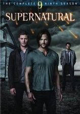 Supernatural Complete Season Nine 9 R4 DVD Set