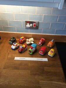 vtech toot toot cars bundle.            Y