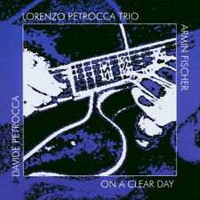 D Album Lorenzo Petrocca Trio On A Clear Day (Cherokee) 2003 Jardis Records