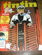 Tintin Hebdomadaire N° 296 1981 Capitaine sabre Les casseurs Saucisson Smith