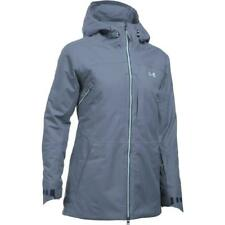 Under Armour UA Women's ColdGear InfraRed Revy Jacket - Small (10) - Purple -New