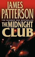 JAMES PATTERSON ___ THE MIDNIGHT CLUB ___ BRAND NEW ___ FREEPOST UK