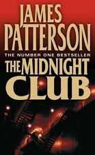 JAMES PATTERSON _____ THE MIDNIGHT CLUB ___ SHOP SOILED  ___ FREEPOST UK