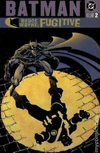 Batman Bruce Wayne Fugitive TPB 1st Edition 2-1ST VF 2003 Stock Image