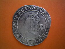 Elizabeth I Sixpence 5th Issue - UK Metal Detecting Find