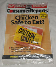 Consumer Reports February 2014 Magazine Is Chicken Safe to Eat Tablets Cameras