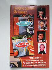 Endless Summer 48 '99 Beach Boys fan club magazine