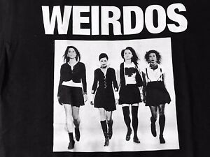 Rare The Craft Weirdos T-Shirt Neve Campbell Witchcraft Wicca Horror Size Small