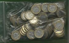 FRANCIA.1/2 kilo de monedas de 10 francs (bimetálicas)