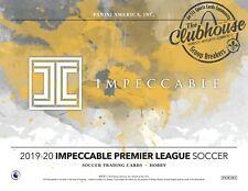 2019-20 Impeccable Soccer BOX Group Break #5124 - Chelsea FC