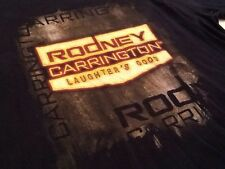 Rodney Carrington Laughter's Good Tour Shirt ~ Large Black Concert Tee