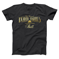 The Player Haters Ball Funny Chappelle Pimp Humor Show Black Basic Men's T-Shirt