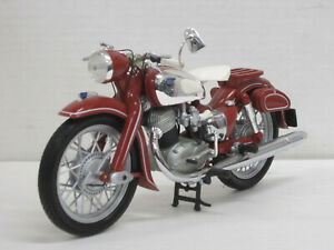 Motorrad NSU Max Solo in braunrot ohne OVP, Schuco, 1:10