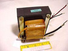 Transformer, Filament, 6.3V @ 20A, Allied-Radio, RF/Audio Amplifier, New