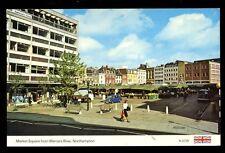 Northants NORTHAMPTON Market Sq 1960s? PPC