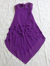 Studibaker Purple Evening Dress Women's Size 10