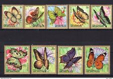 Burundi - Butterflies / Insects on stamps MNH**
