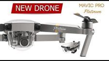 DJI MAVIC PRO PLATINUM pieghevole RC Quadcopter RTF - - versione standard Platinum