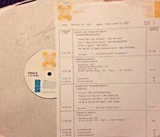 RADIO SHOW:THIS WK '66 1/20/87 HOLLIES, KINKS,MITCH RYDER,BEATLES,STONES,T BONES